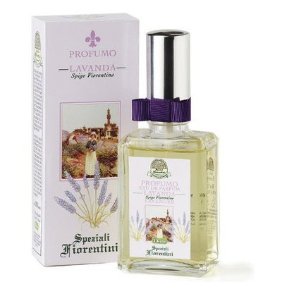 Speziali Fiorentini Eau De Parfum Spray, Lavender, 1.7 Ounce