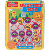 T.S. Shure Traffic Jam Magnetic Tin Play Set