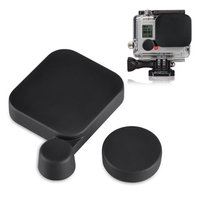 Insten INSTEN New Black Protective Rear Replacement Lens Cap + Housing Case Cover for GoPro Hero 3 Camera Cap
