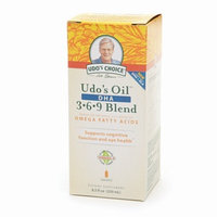 Flora Udo's Oil DHA 3-6-9 Blend Liquid