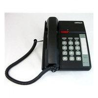 Cortelco 36900-VOE-21F Basic Black Corded Phone - ITT-3690BK