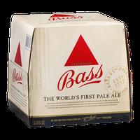 Bass Pale Ale - 12 CT