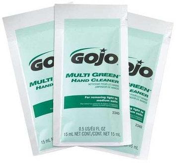 GOJO 2340-01 Hand Cleaner, Citrus, Green, PK40