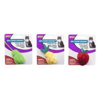 Ethical Catnip Cravers Fruit Cat Toy Assorted