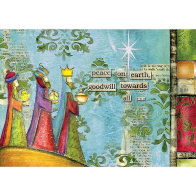 Perfect Timing, Inc. Petite Christmas Cards - Peace on Earth