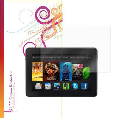 roocase Amazon Kindle Fire HDX 7 Ultra HD Plus Screen Protector [Anti-Fingerprint / Self-Healing / Bubble Free / Lifetime Warranty]