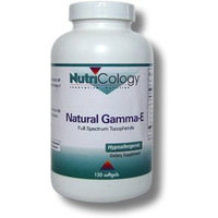 NUTRICOLOGY/ALLERGY RESEARCH GROUP Natural Gamma E 150 softgels