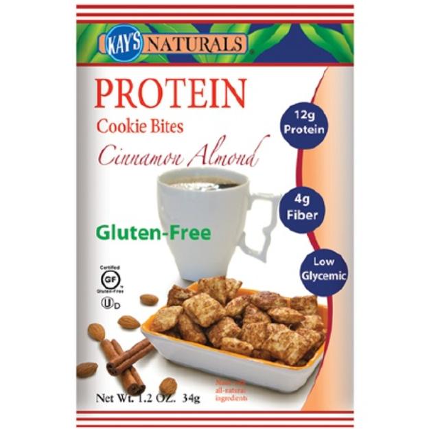 Kay's Naturals Protein+ Cookie Bites (6/1.2oz Packs)