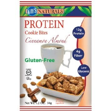 Kay's Naturals Protein+ Cookie Bites (6/1.2oz Packs)