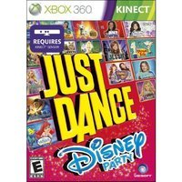 Ubisoft Just Dance: Disney Party XBOX 360 [Disc, Xbox 360]