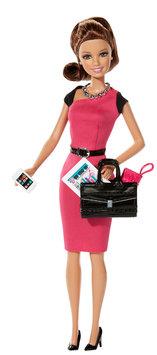 Arco Toys Barbie Entrepreneur Hispanic Doll
