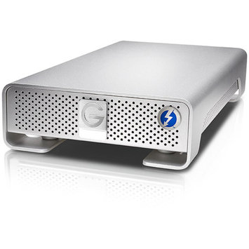 G-Technology G-DRIVE with Thunderbolt USB 3.0 4TB 7200 RPM Professional-Strength