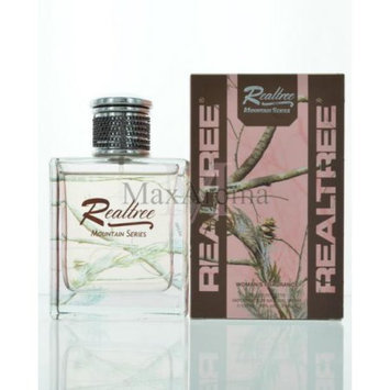 Jordan Outdoor Realtree Mountain Series For Her Eau de Parfum 3.4 oz.