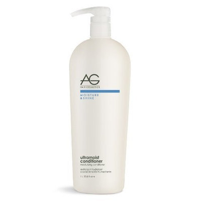 Ag Hair Cosmetics AG Ultramoist Conditioner 33.8 oz