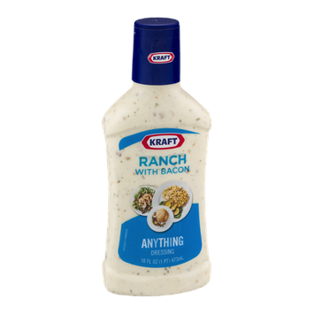 Kraft Anything Dressing Ranch with Bacon