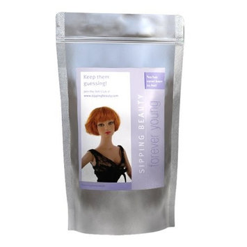 Sipping Beauty Tea, Forever Young, 3-Ounce Bag