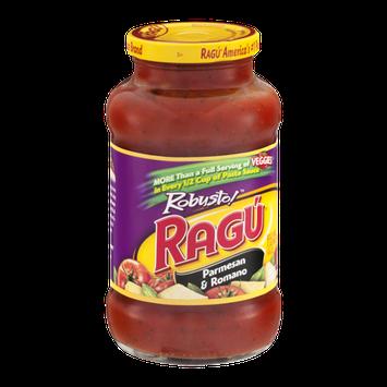 Ragu Robusto! Parmesan & Romano Pasta Sauce