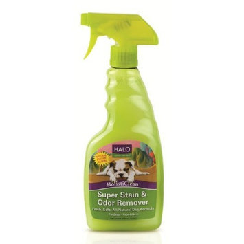 Halo HolistiClean Stain and Odor Remover for Dogs, 32oz