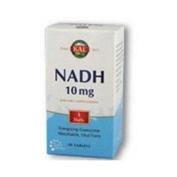 NADH 10mg Box Kal 30 Tabs