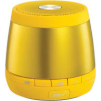HMDX Jam Plus Port Bluetooth Speaker - Yellow