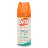 OFF! Family Care Smooth & Dry Insect Repellent 1, 4 oz