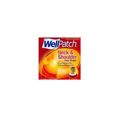 WellPatch Heat Wraps, Neck & Shoulder 2 ea
