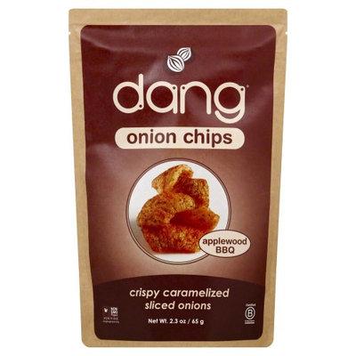 Dang Onion Chips Applewood BBQ 2.3 oz - Vegan