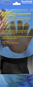 Union Rich Plastic Factory Ltd Alphaton Alphatan Waveshield Neoprene & Kevlar Fishing Gloves
