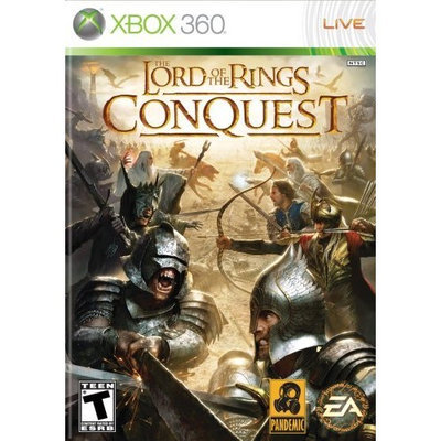 Electronic Arts The Lord Of The Rings: Conquest - Xbox 360 [Xbox 360]