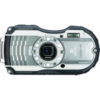 Pentax Ricoh WG-4 Compact Digital Camera with 16 Megapixels and 4x Optical Zoom