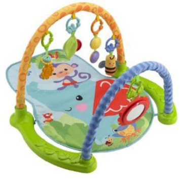 FISHER PRICE Fisher-Price Link 'N' Play Rainforest Friends Musical Gym