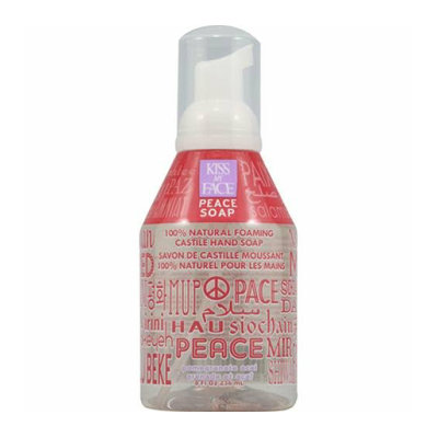 Kiss My Face Corp. Kiss My Face Castile Peace Hand Soap Pomegranate Acai 8 fl oz