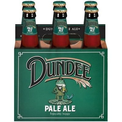 Placeholder Dundee Pale Ale Lager, 6ct