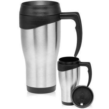 Natico Originals, Inc. Stainless Steel Travel Mug, 26 oz.