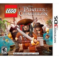 Disney LEGO Pirates of the Caribbean (Nintendo 3DS)