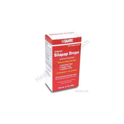 SILARX PHARMACEUTICALS Silarx Infants' Acetaminophen *Compare to Infant's Tylenol Drops*