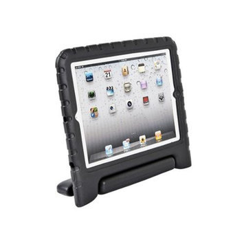 Monoprice Kidz Cover and Stand for iPad 1-4 - Black