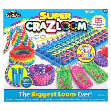 Cra-Z-Art Cra-Z-Loom Super Loom