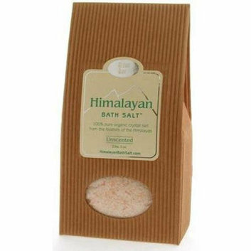 Himalayan Salt Bath Salt 35 oz