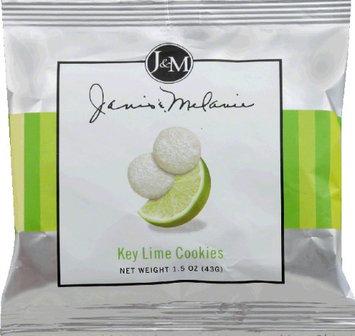 Jm Foods Cookie Tea Key Lime 1.5 Oz Pack Of 36
