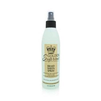Golden Supreme Braid Sheen Spray 8.5 oz