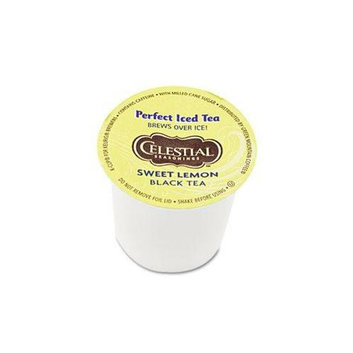 Celestial Seasonings Lemon Iced Tea K-Cups