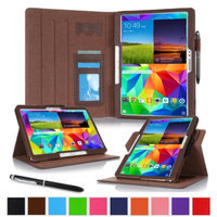 roocase Samsung Galaxy Tab S 10.5 Case - Dual View Multi-Angle Stand 10.5-Inch 10.5