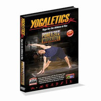 GoFit Yogaletics DVD 20 Minute