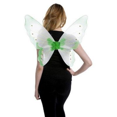 LF Products Pte. Ltd Women - Fairy Wings Green/Teal