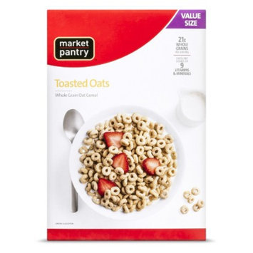 market pantry Market Pantry Cereal Toasted Oats 18oz