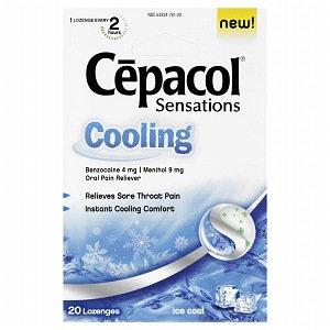 Cepacol Sensations Lozenges