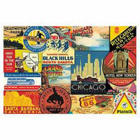 Piatnik Vacation: 1000 pc Ages 10 and up, 1 ea