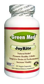Green Med - JoyRite - 30 Vegetarian Capsules LUCKY PRICE