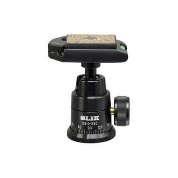 SLIK SBH-280E BALL HEAD W/QUICK RLEASE